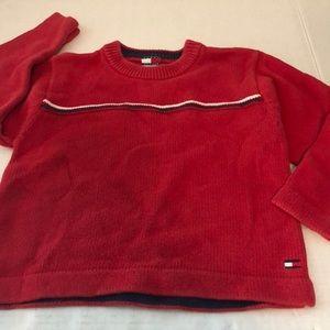 Adorable vintage Tommy Hilfiger 4t sweater